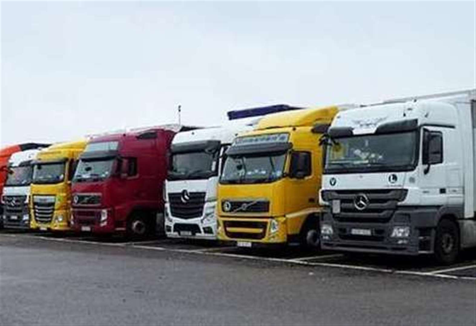 'Plans for lorry parks in limbo'