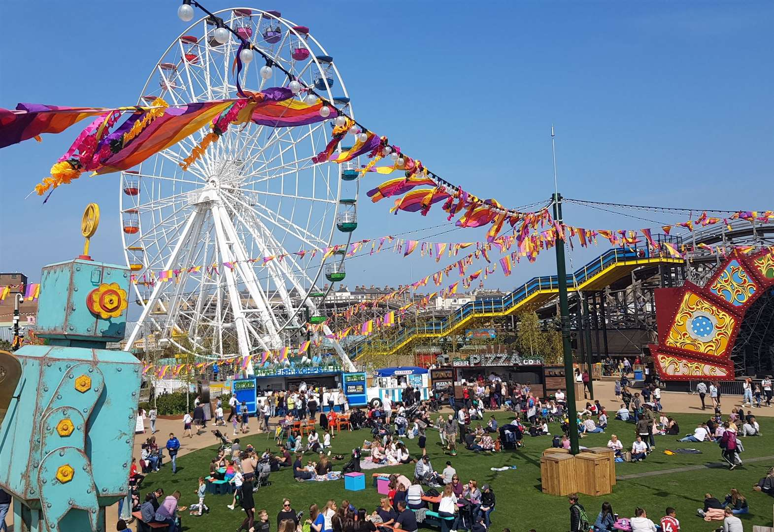 Call for tighter restrictions on Dreamland sale