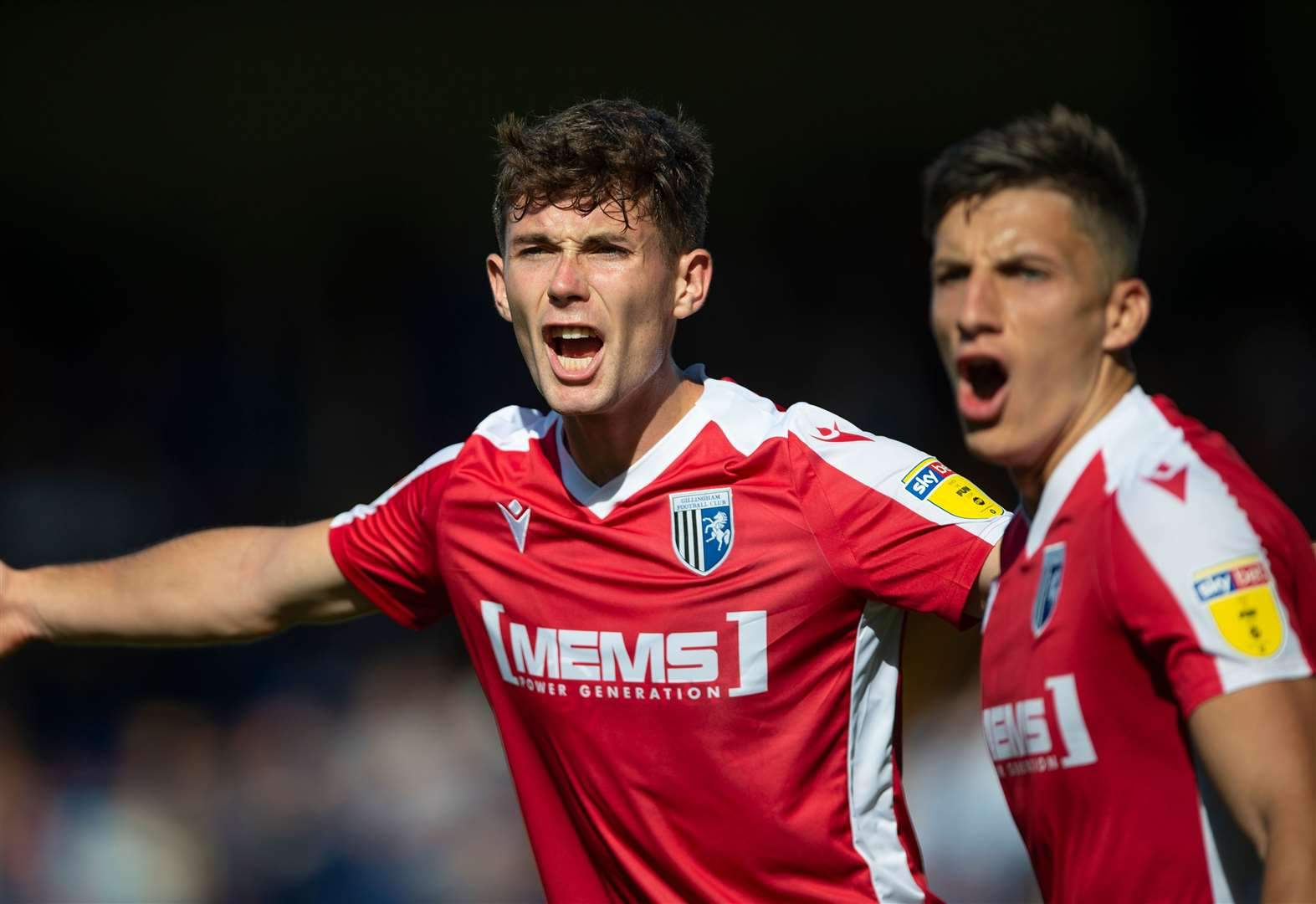 The Shouting Men: Saints loanee loving Gills experience