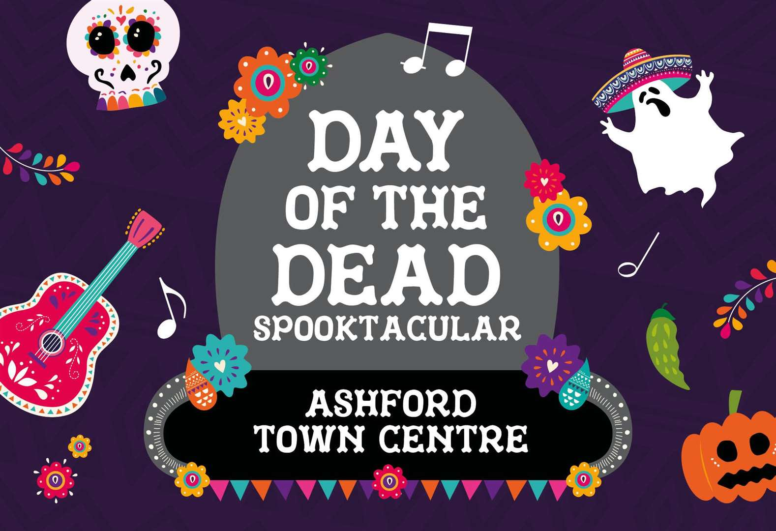 Beware! The Day of the Dead beckons