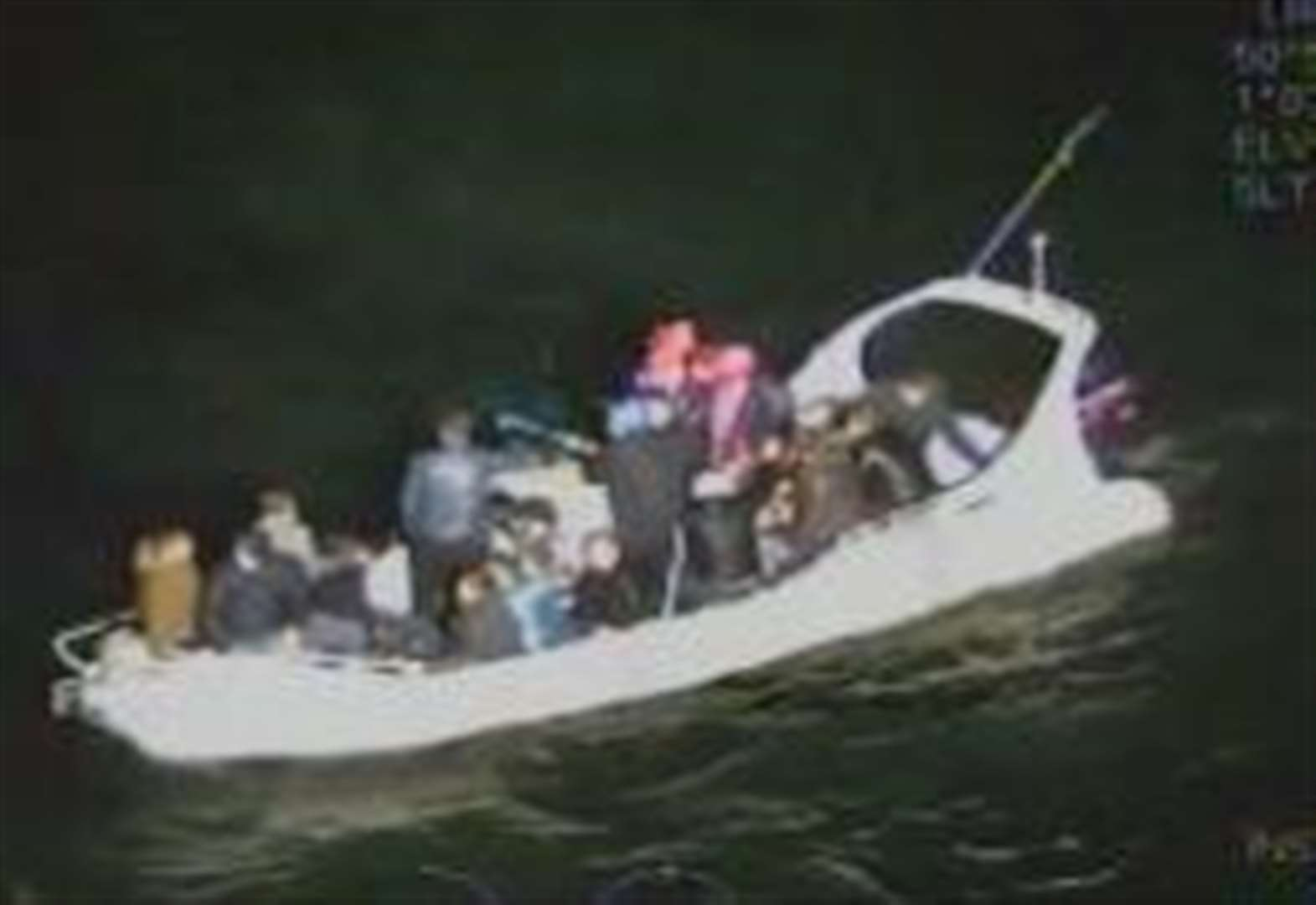 Six guilty of smuggling migrants