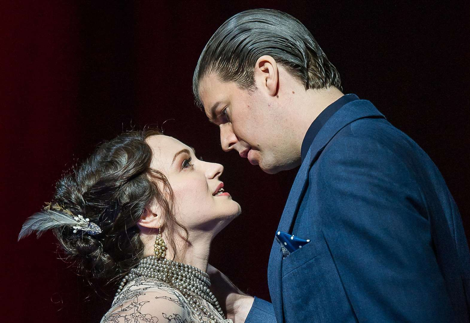 Love against the odds with Glyndebourne
