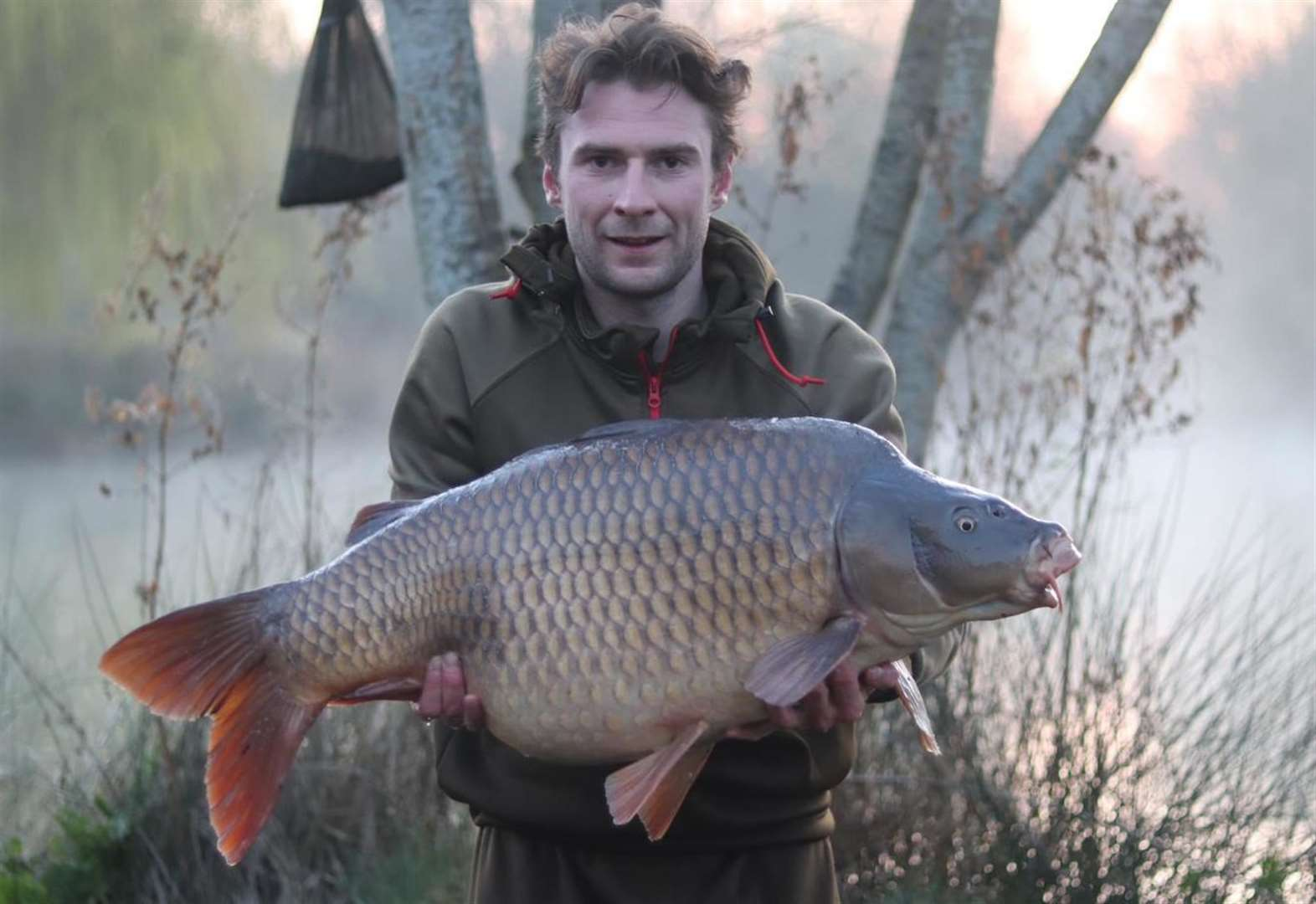 Wesley Shrubsole angling: This fish is a stunner