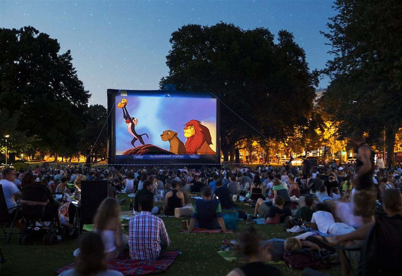 Extra date added for popular outdoor cinema