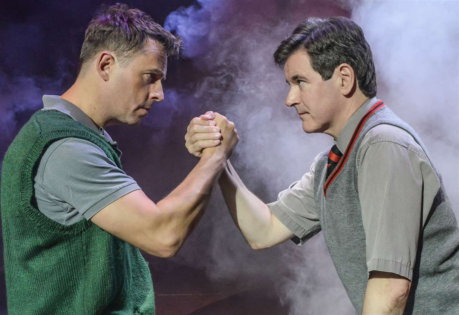 The legendary musical Blood Brothers is back in town