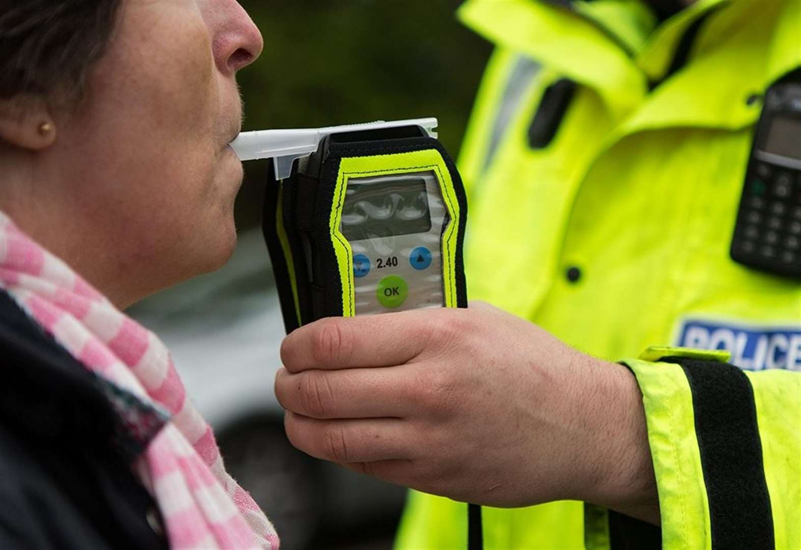 Woman charged with drink driving