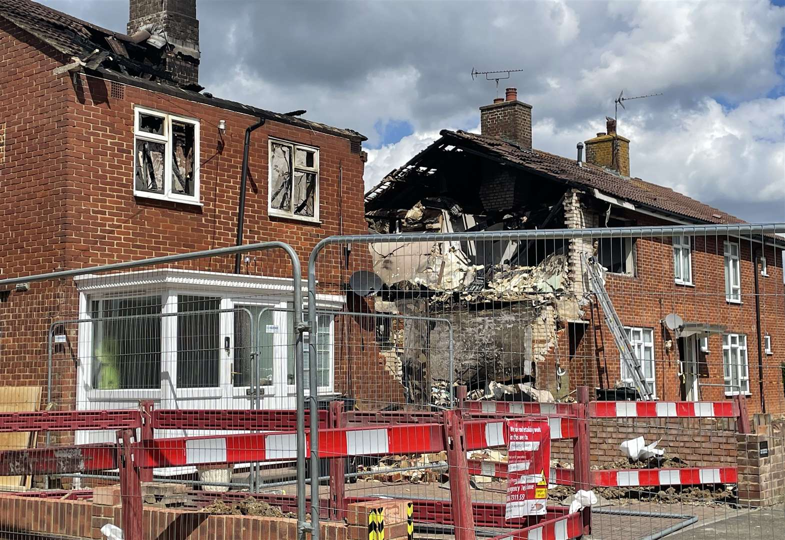 Cause of house explosion revealed