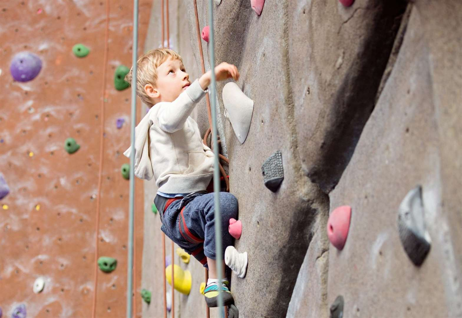 Indoor climbing centre to open this summer