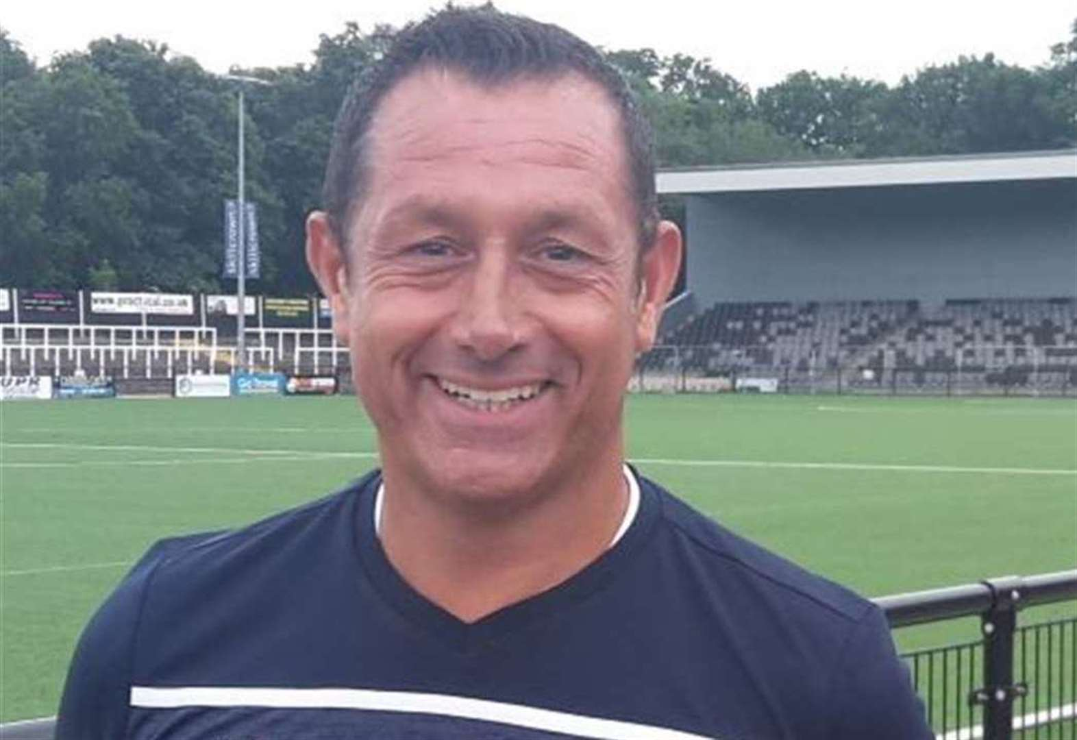 Bromley sack manager Neil Smith
