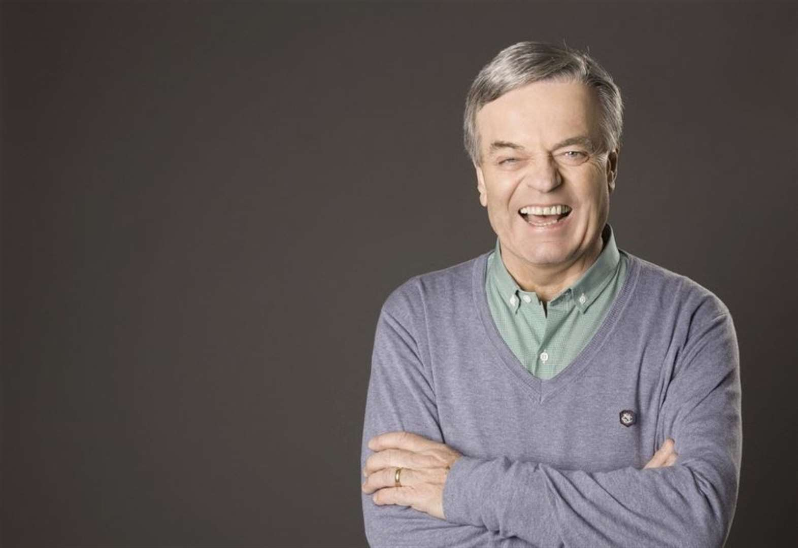 Tony Blackburn takes his show on the road
