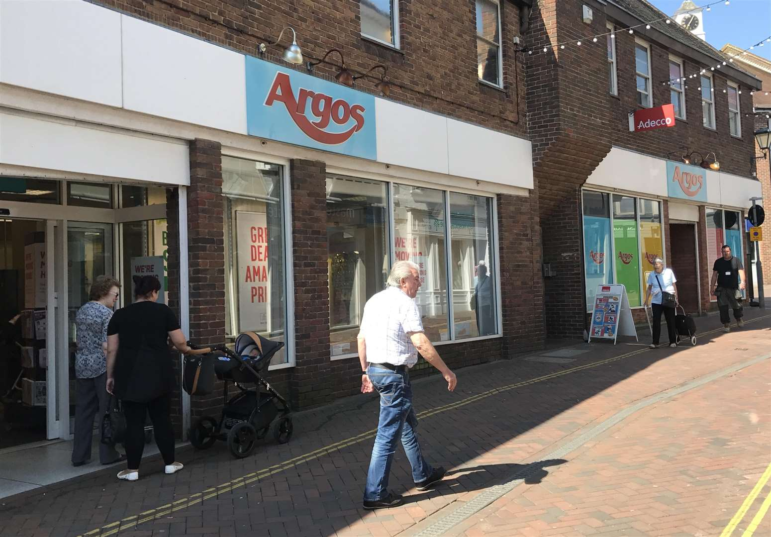 Town centre Argos shuts for good