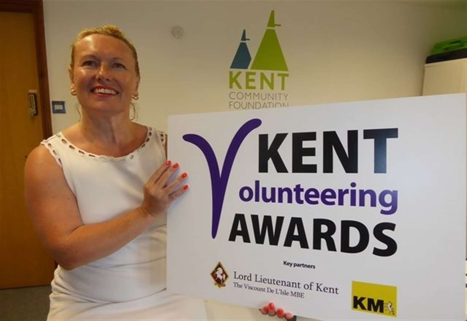 Volunteering awards not just for charities