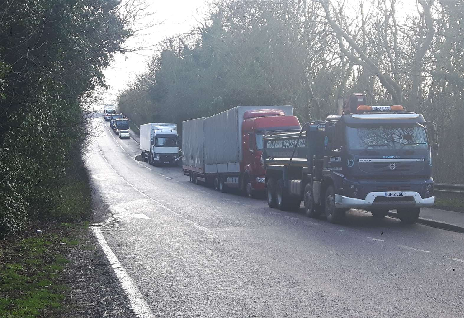 Sleepy lorry drivers could wake up to clamp