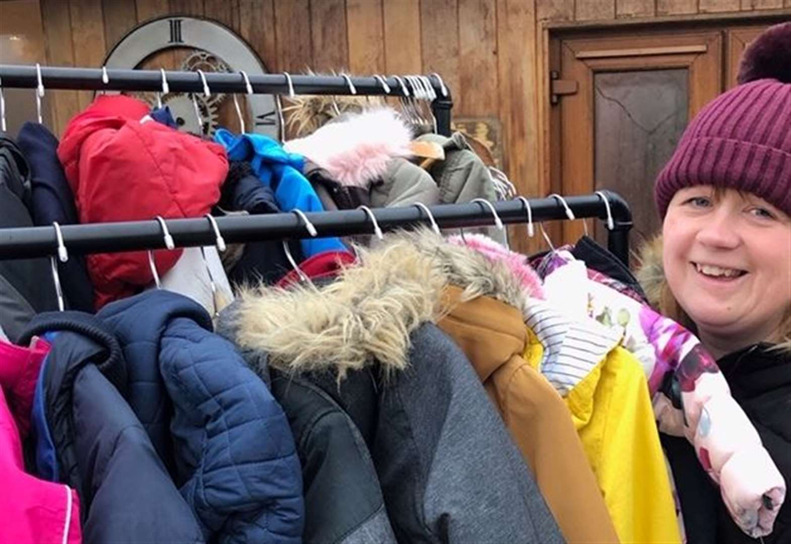 Coats For Kids recycling service