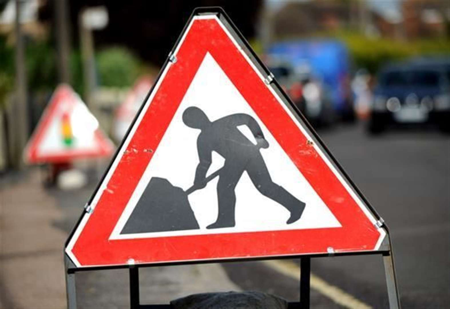 Roadworks 'chaos' brings months of misery to town