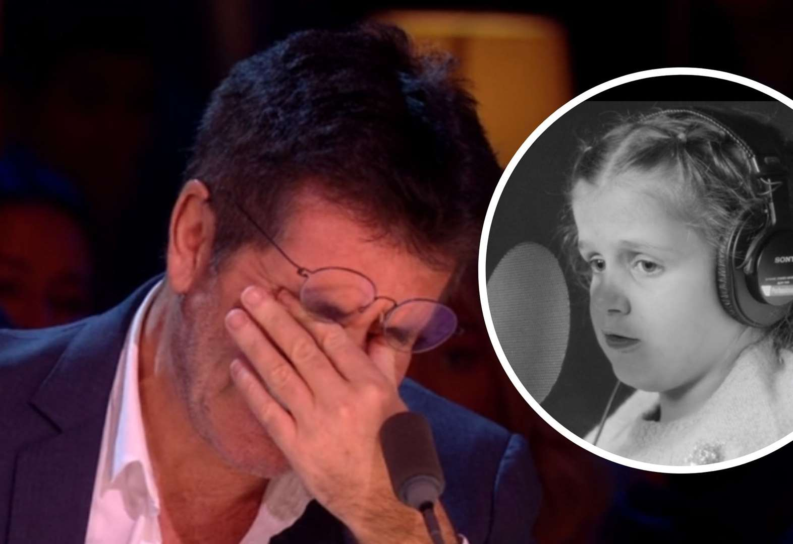 The little girl who brought Simon Cowell to tears