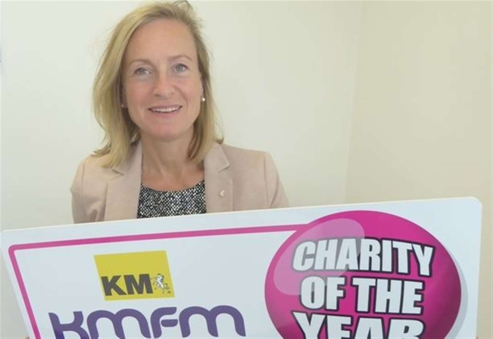 Golden fundraising opportunities for KM charity partners