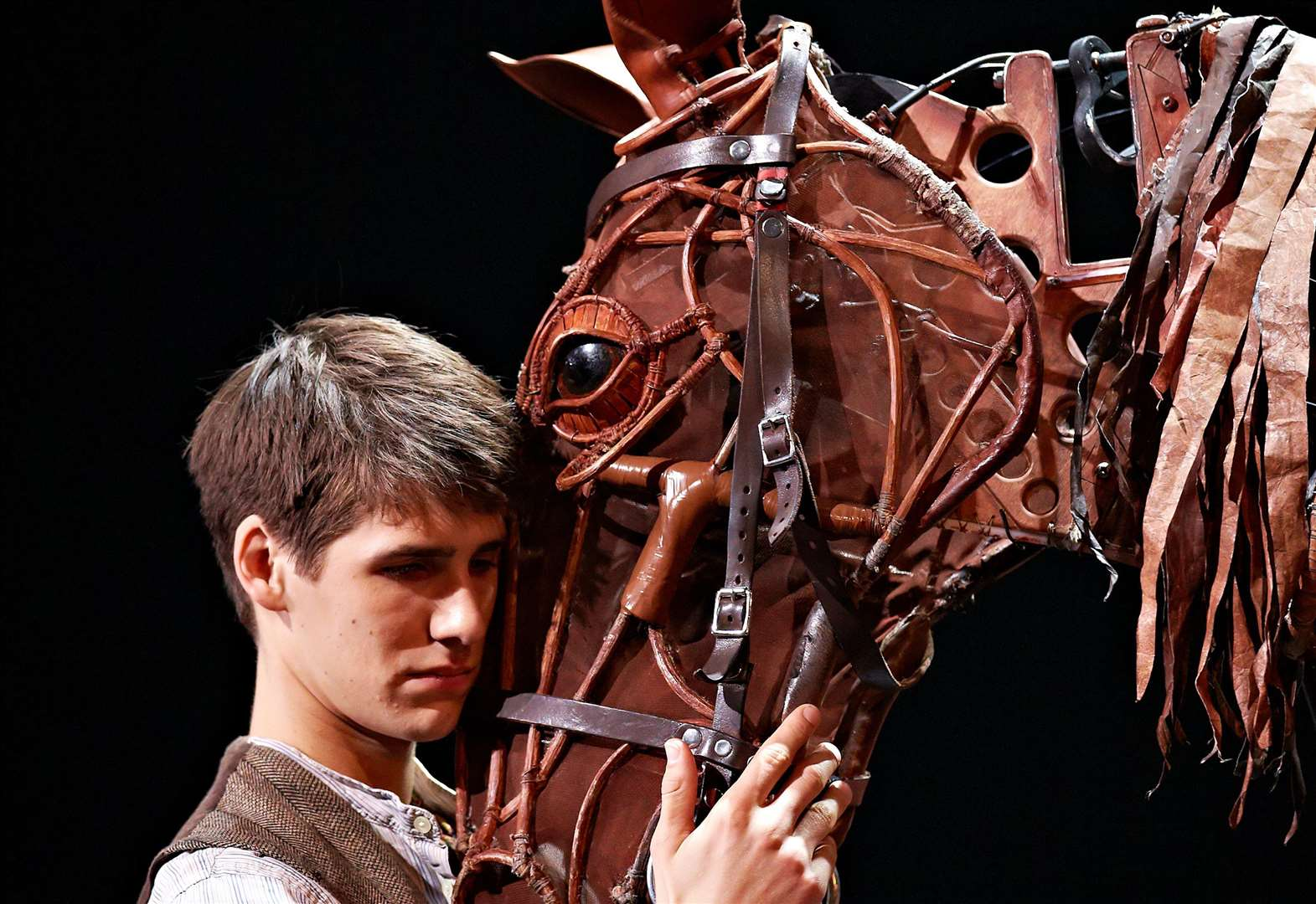 Epic War Horse stage show available at home
