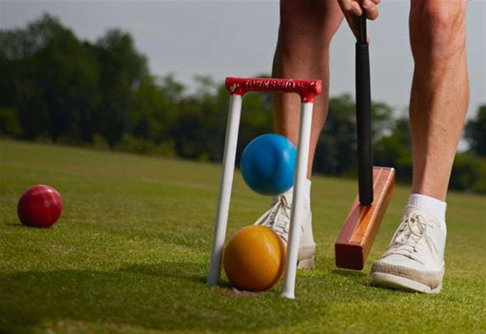 Our World of Sport: Croquet