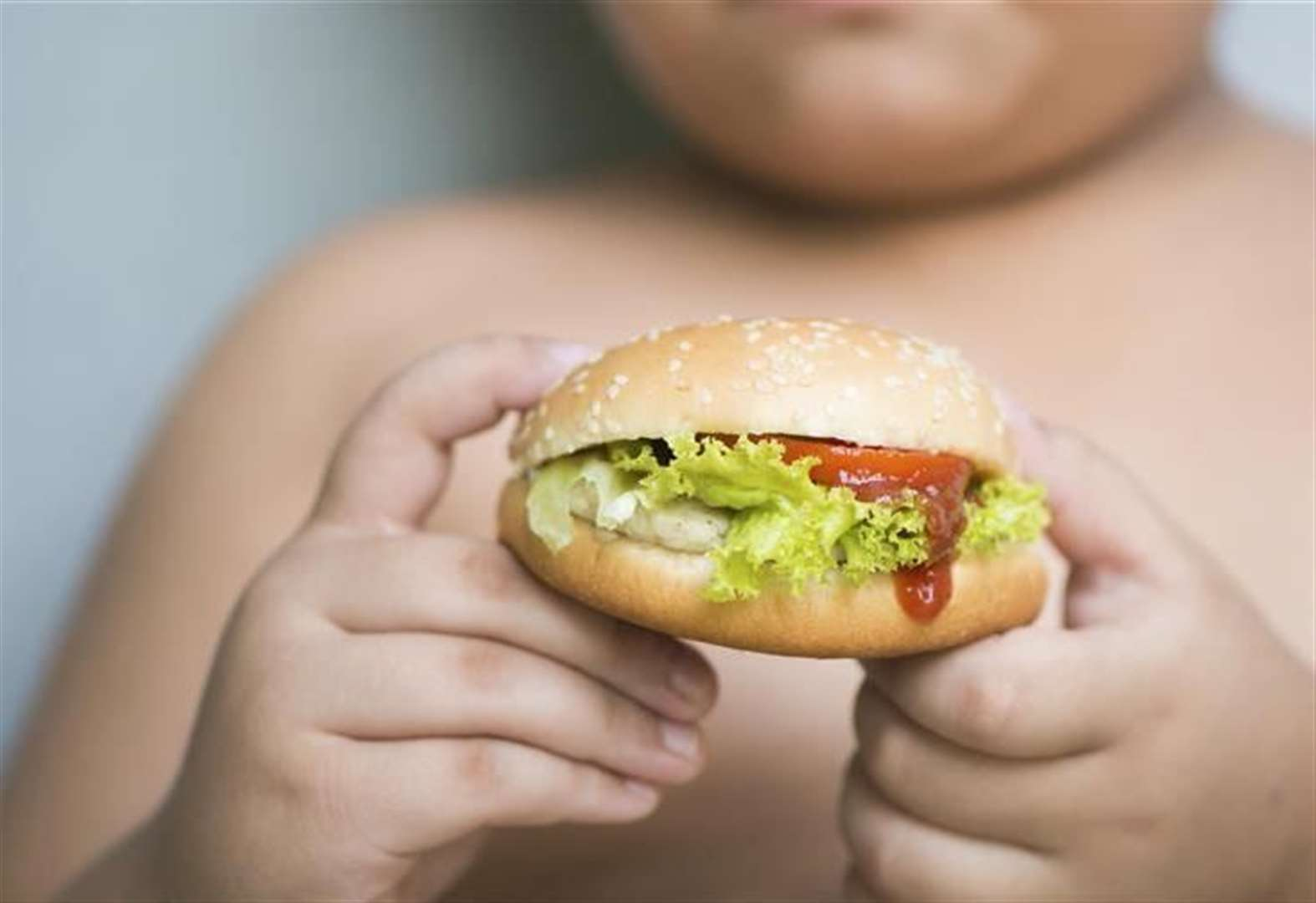 Kent has highest number of obese kids in country