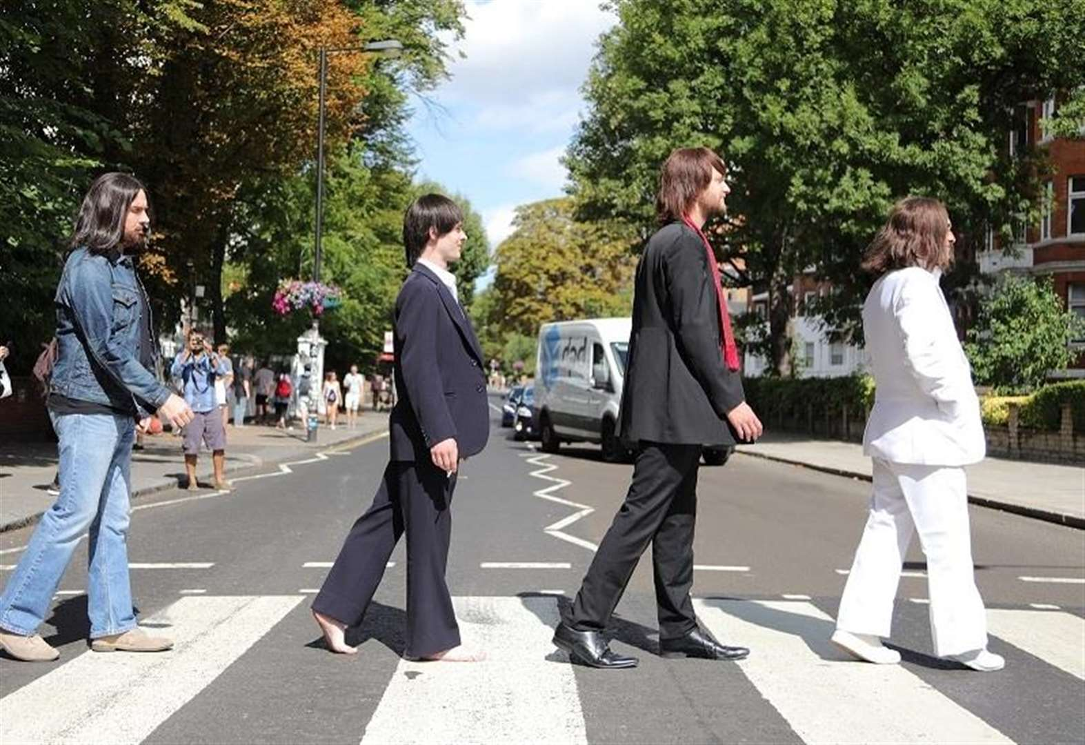 Relive The Beatles' journey with Let It Be