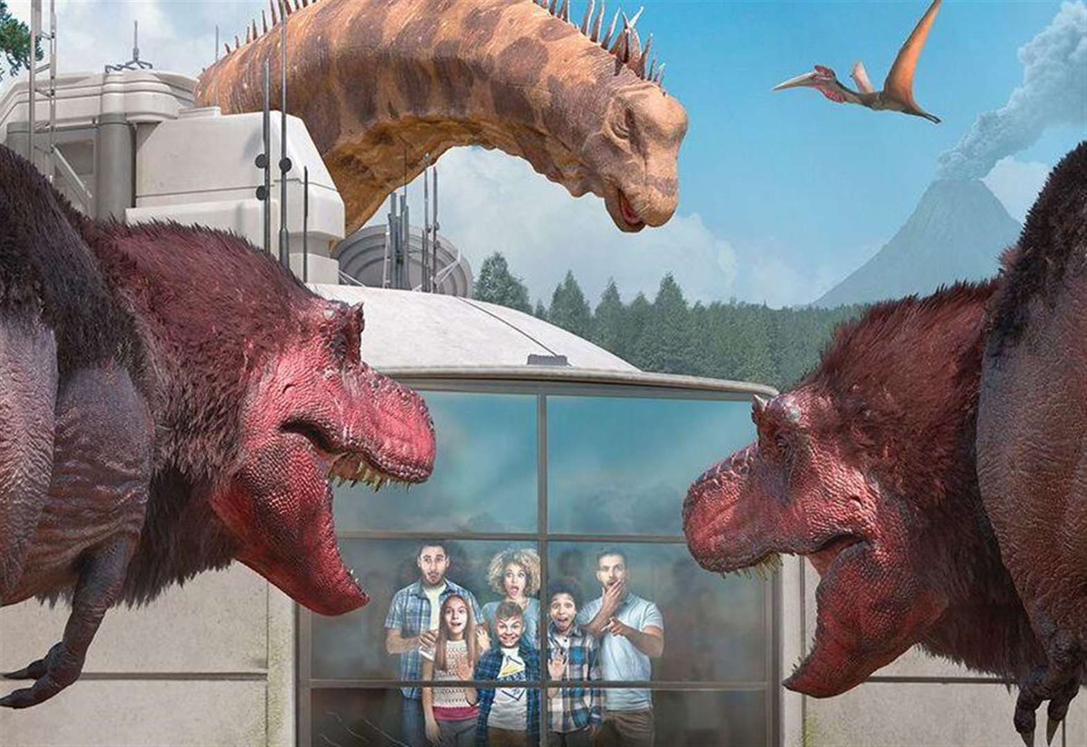 Cheap tickets on offer for the ultimate dinosaurs adventure