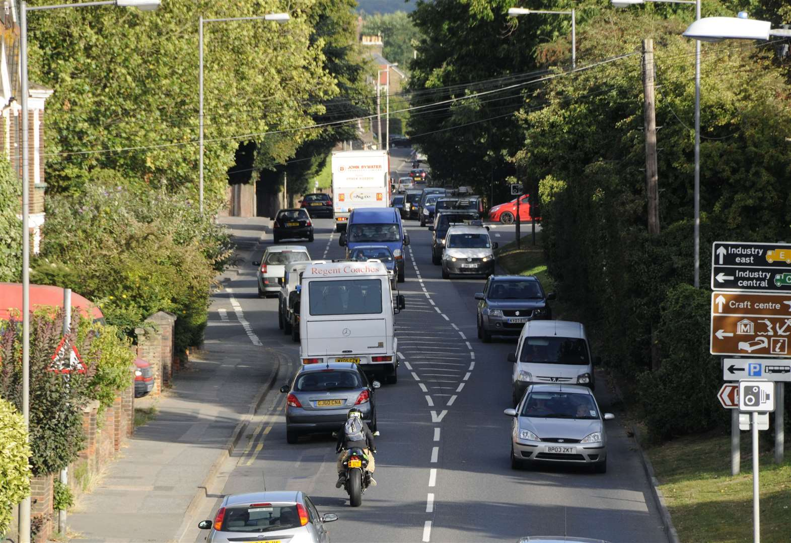 New plans to ease A2 traffic