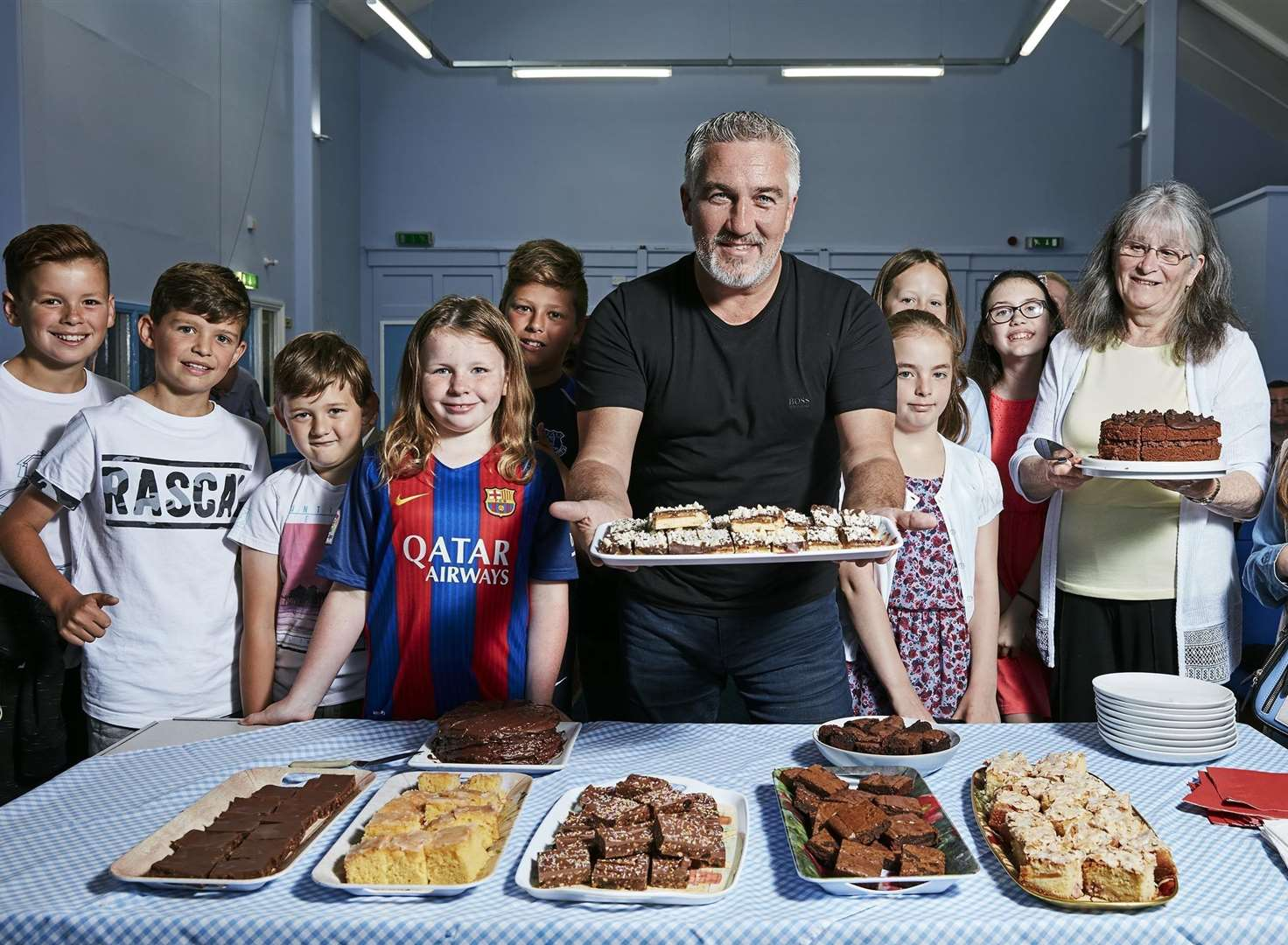 Paul Hollywood: It's a baker's life for me
