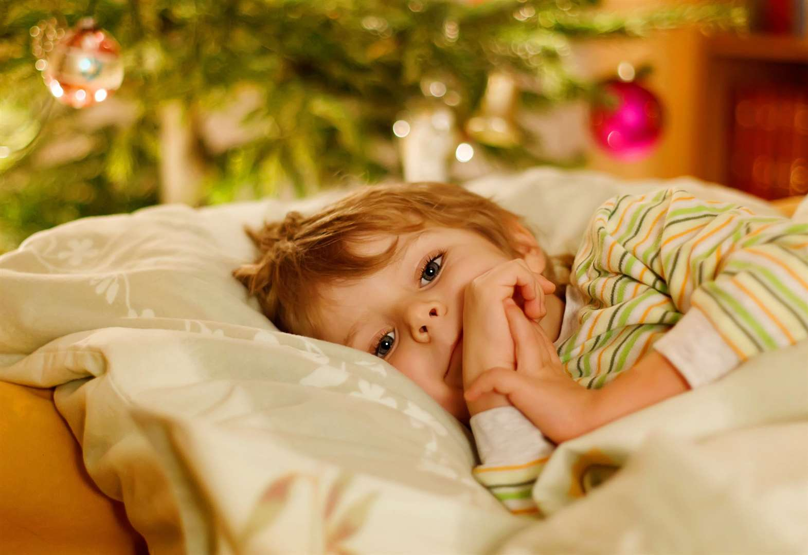 How to get the kids to sleep on Christmas Eve