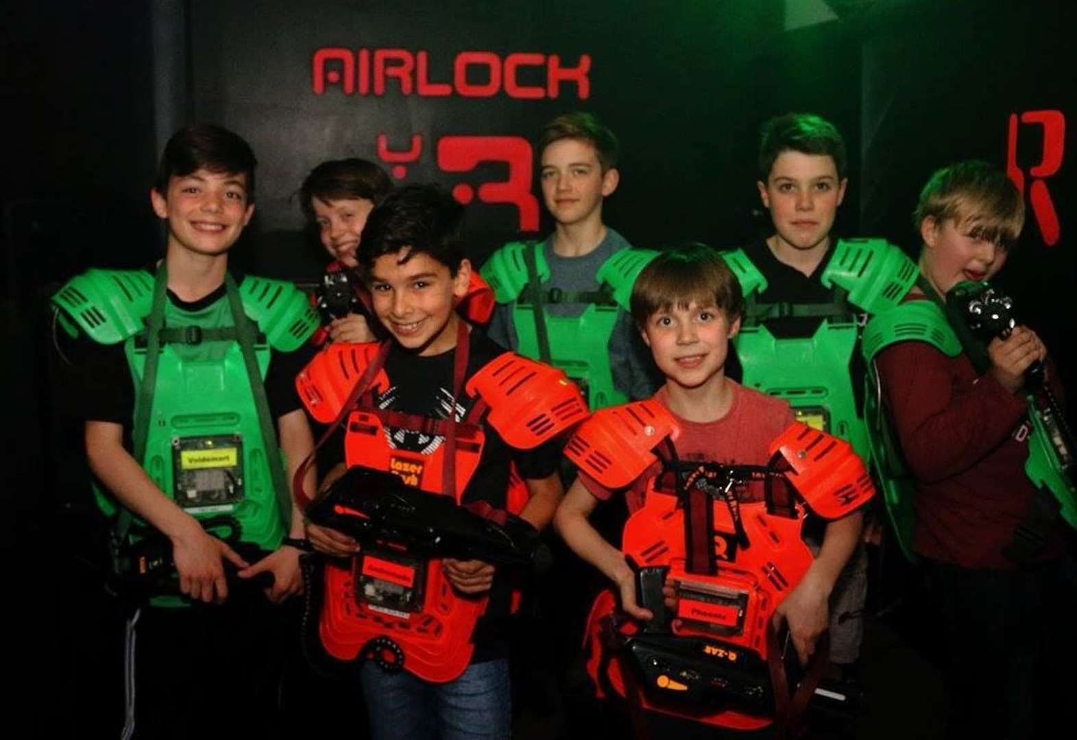 Summer offers for laser tag
