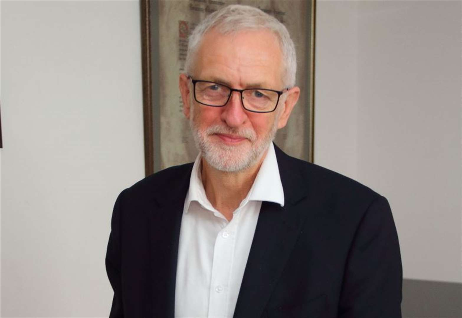Corbyn's unexpected visit after council victory