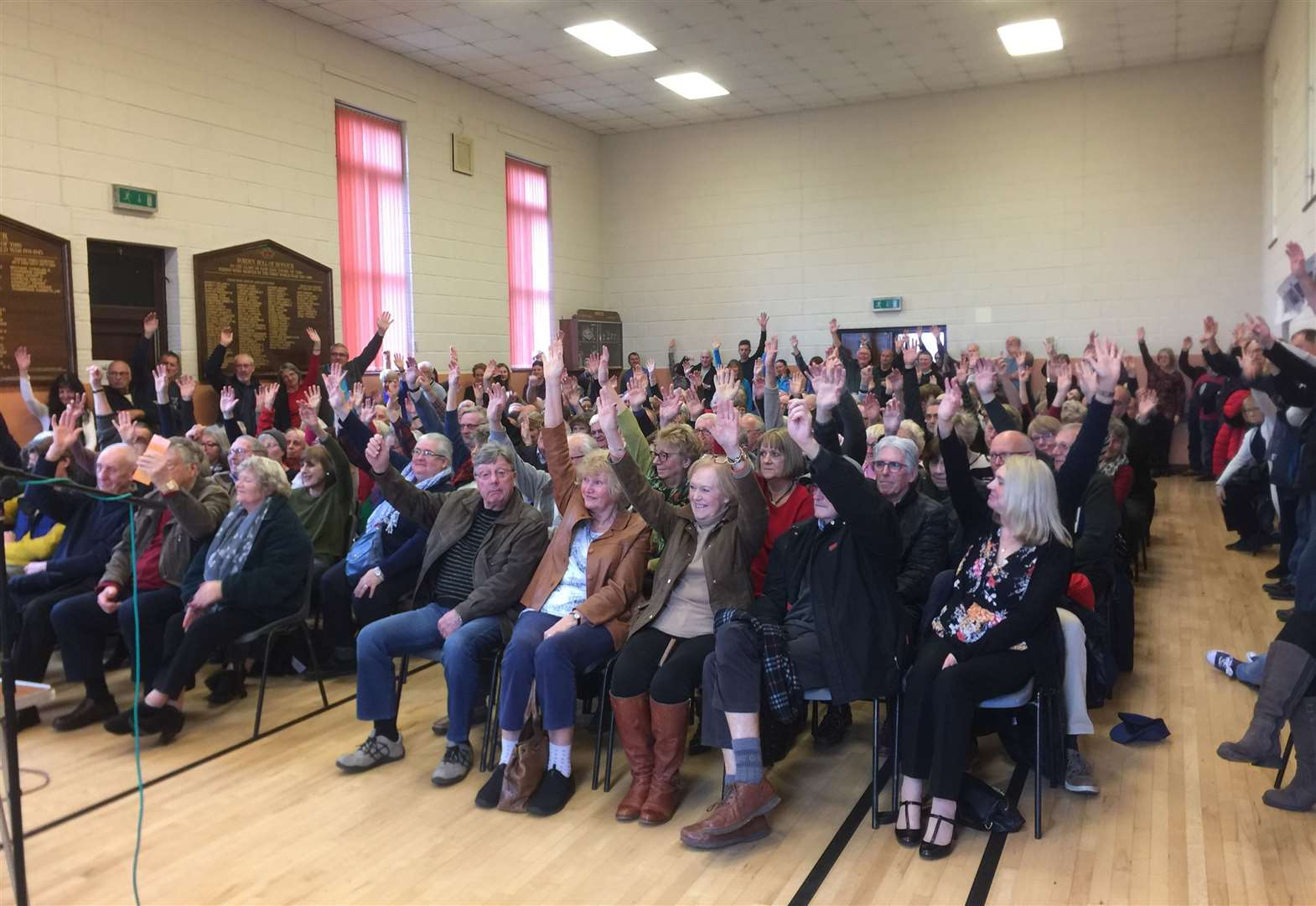 Campaigners vow to fight on against 700 homes