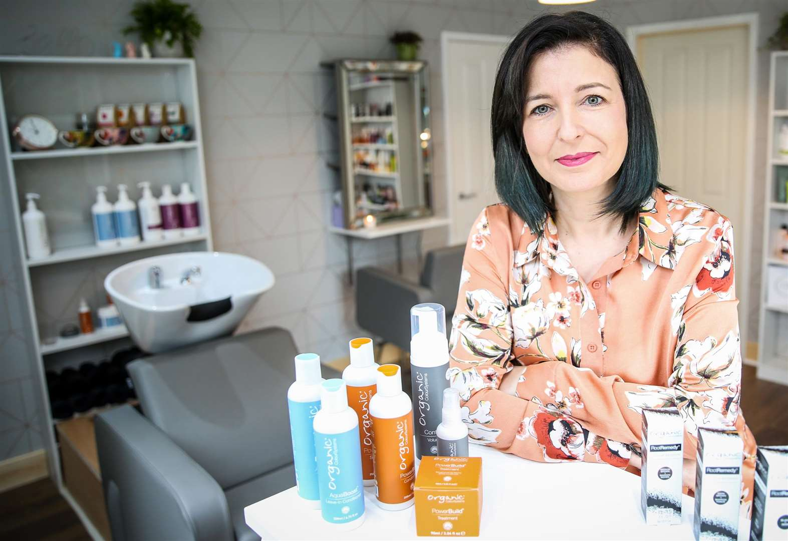 Vegan hair and beauty salon launched