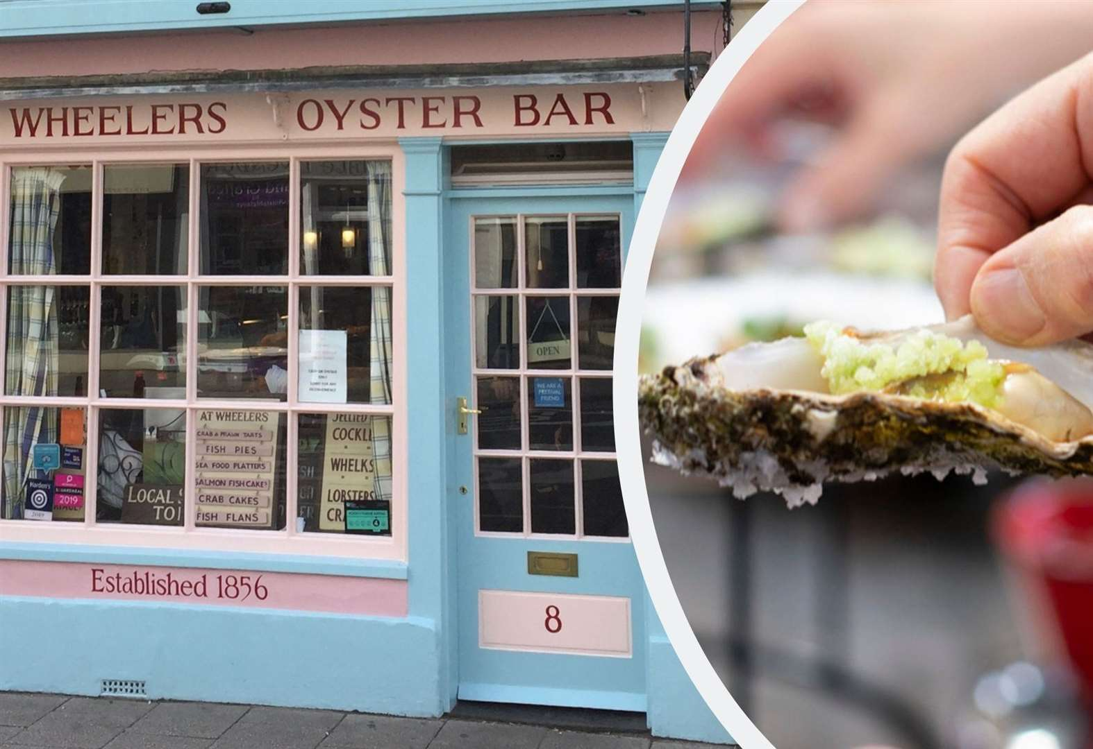 Try our ultimate 'oyster crawl'