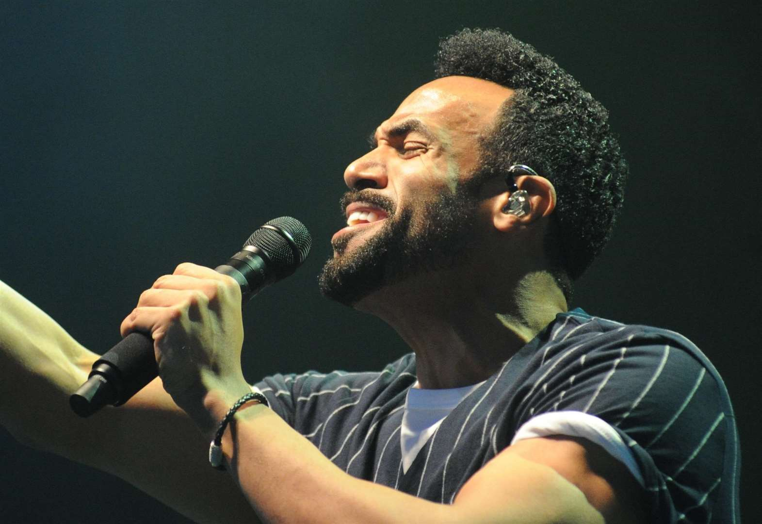 Craig David is set to fill us in this week