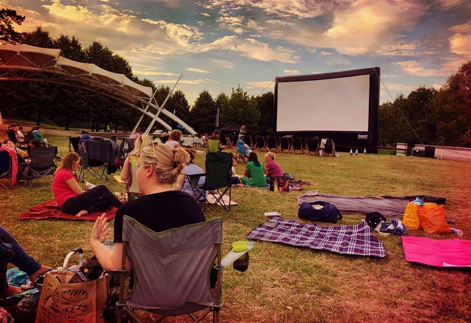 Open air cinema set for this summer