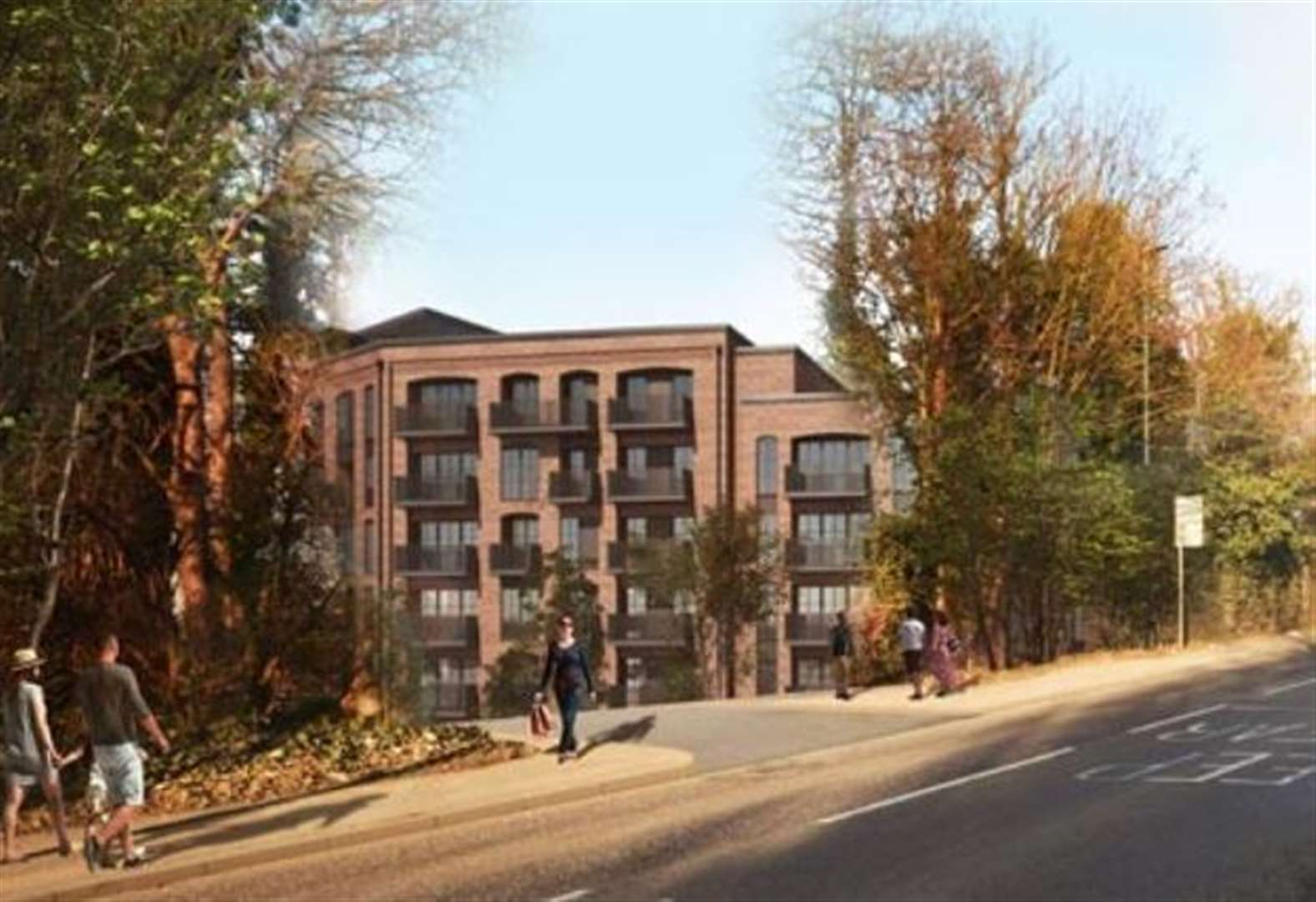 Plans for further 270 apartments