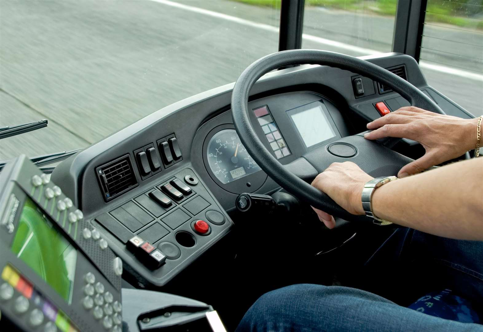 Bus drivers issued spit testing kits to fight abuse