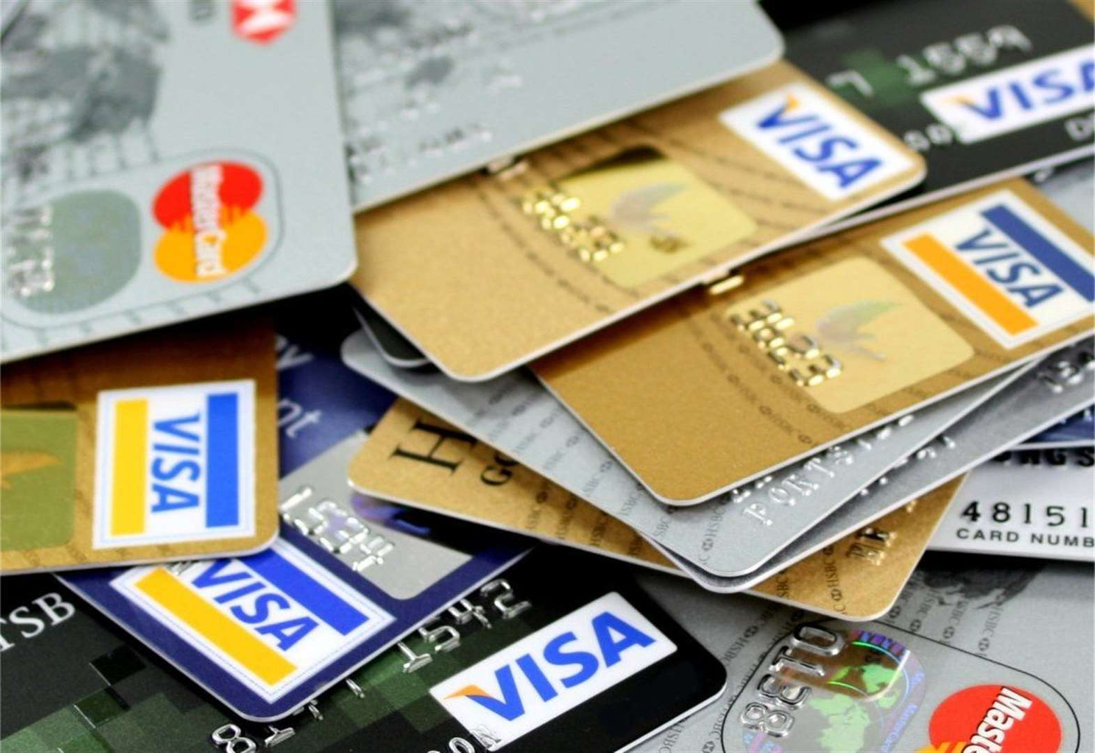 Ban on using credit cards for gambling