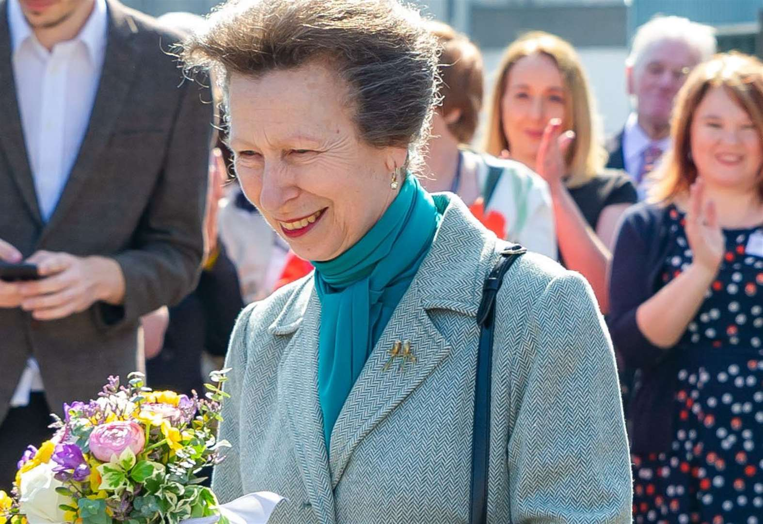 Princess to visit two of the county's hospitals