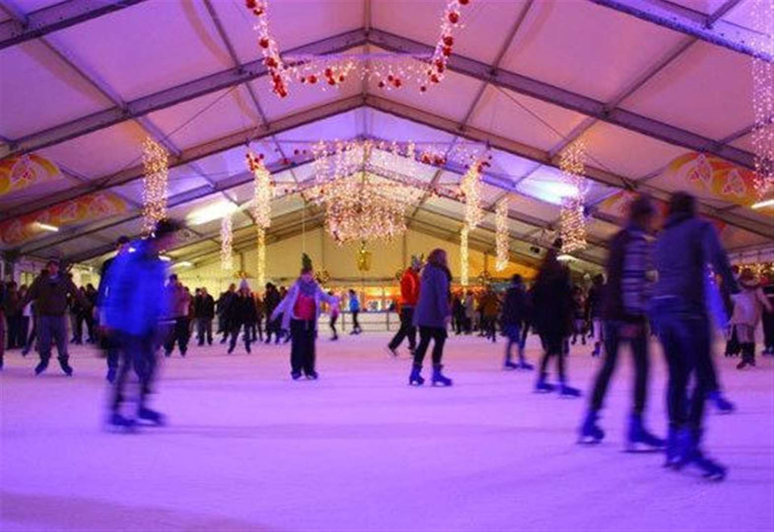 Ice rink confirmed for Christmas