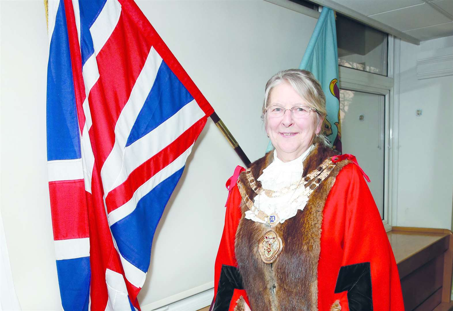 Town's new mayor elected