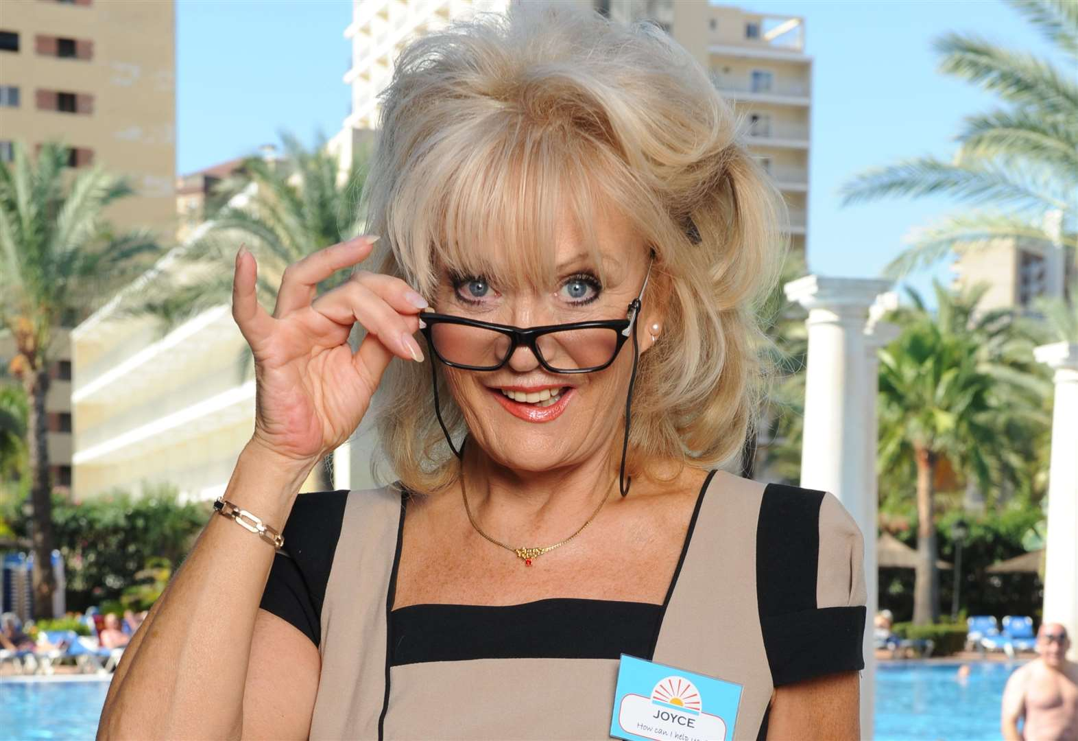 Sun, sea and laughs with Benidorm Live