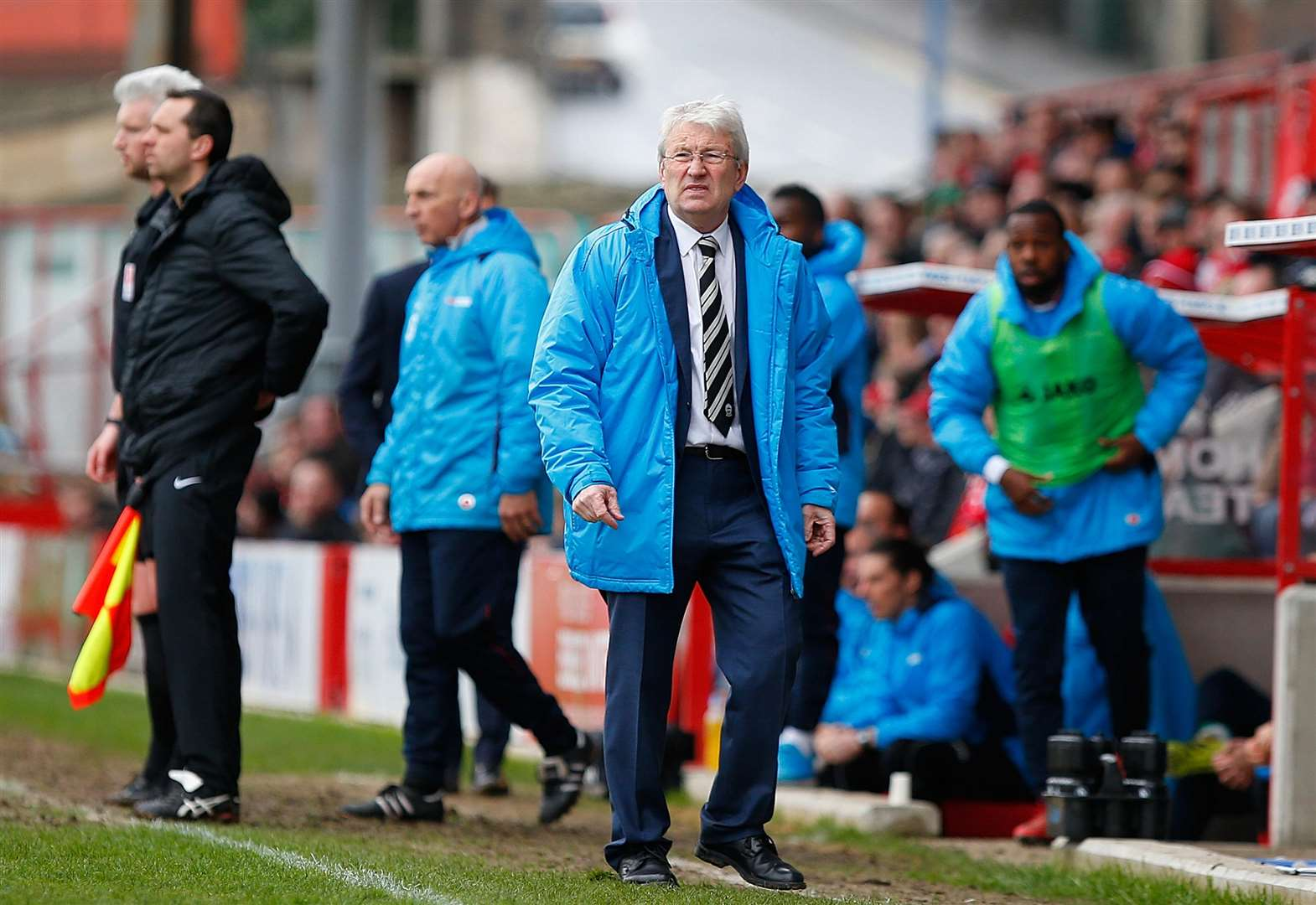Reaction: Dover need to learn game management