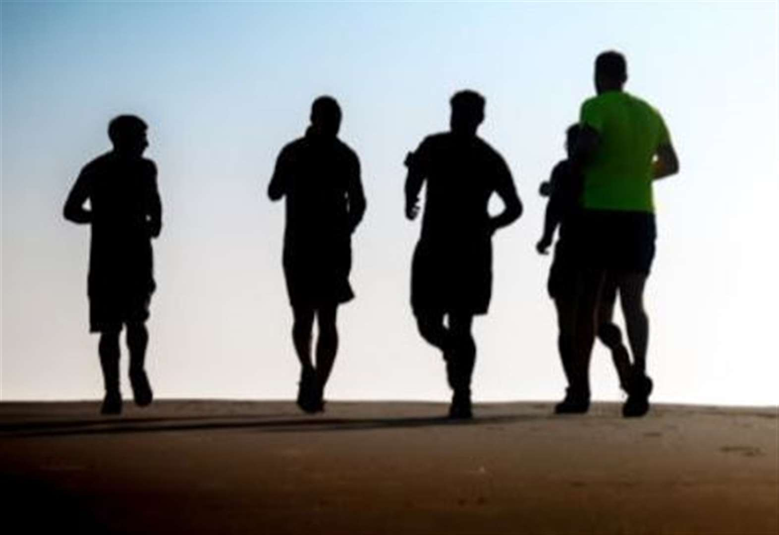 Sandbank home to 'Britain's most surreal 5km run'