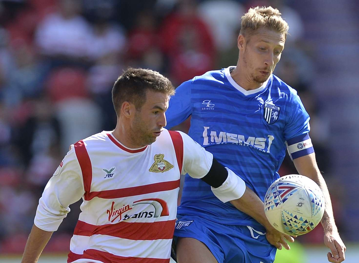 GALLERY: Top 10 Doncaster v Gills pictures