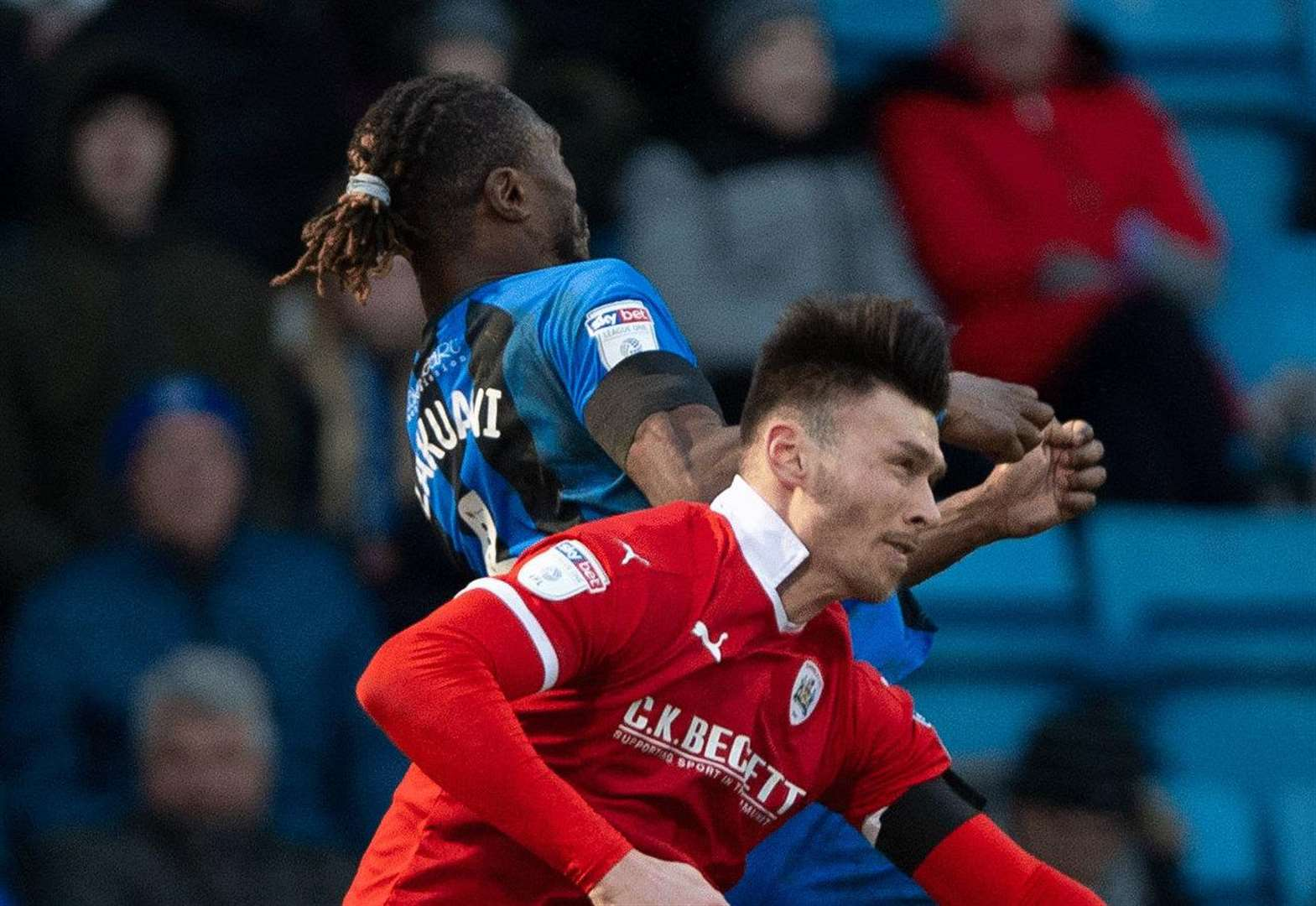 Report: Gills slip into drop zone