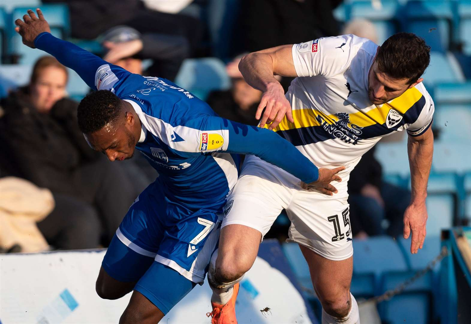 Gillingham 1 Oxford United 1 - top 10 pictures