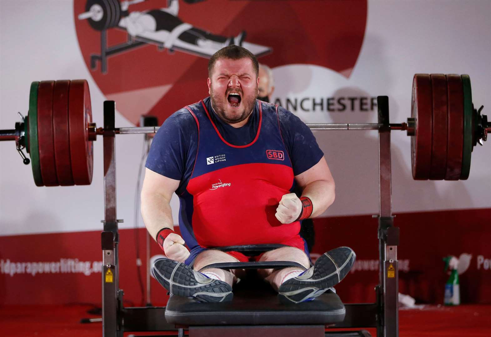 Powerlifter hopes for wildcard spot at the Tokyo Paralympics