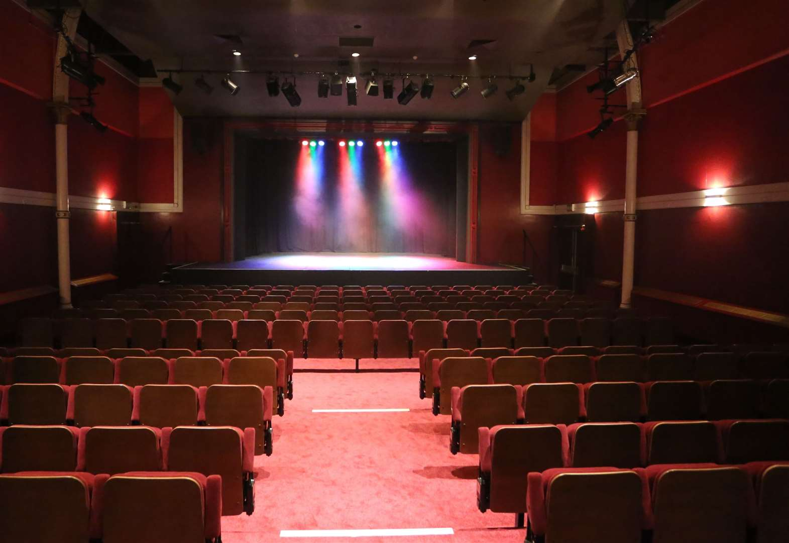 Questions raised about how Hazlitt Theatre in Maidstone will be run under plans for local council to take control